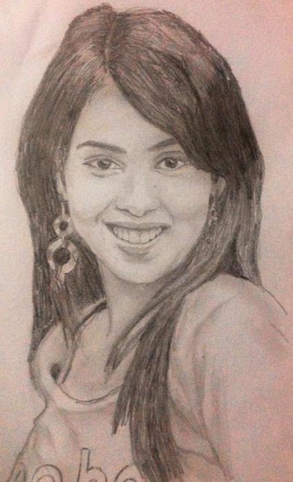 Genelia D'Souza by pats47